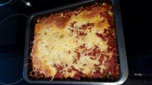 Fit Me Baby- Zucchini Pasta Bake