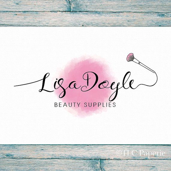 Cosmetology Logo Makeup Artist Logo Bath Beauty Logo