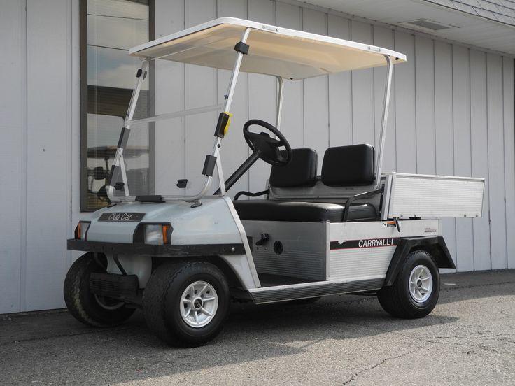 Electric Vehicles Club Car I Have A 99 48 Volt Club Car And