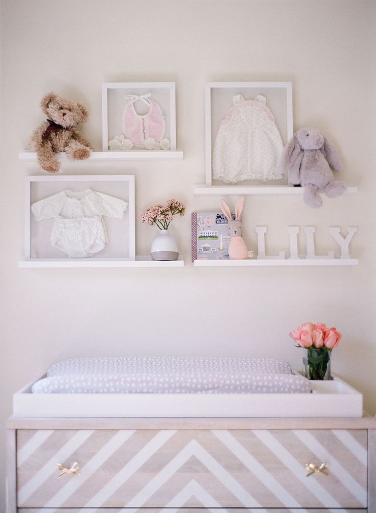 Blushing pink baby girl nursery: Photography : Audra Wrisley Photography - audrawrisley.com   Read More on SMP: http://www.stylemepretty.com/living/2016/12/02/a-blushing-baby-nursery-as-pretty-as-they-come/