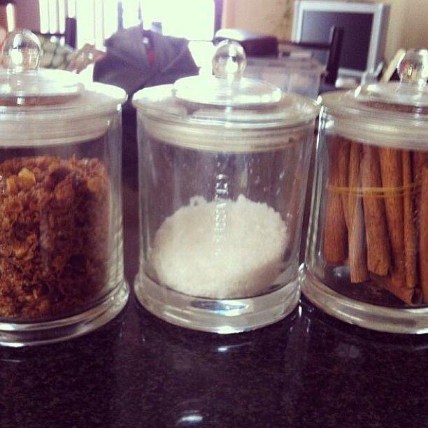 #reuseglasshousef @Glasshouse Fragrances herbs, rock salt and cinnamon regram via @love_style