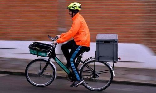 Viaggi: #Londra #Sainsbury #sfida Amazon: spesa in bicicletta in unora (link: http://ift.tt/2cR1sEo )