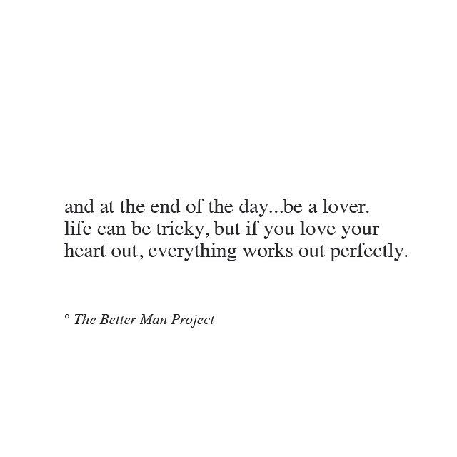 be a lover #quote #quotes