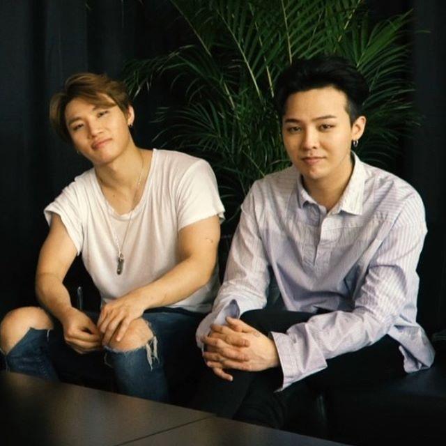 じよてそ☺💗💛  インスタ新しい機能増えてるー😳❣️  2枚目激かわ🙈💕  ・  #BIGBANG #빅뱅#대성 #Daesung #テソン #TOP #탑 #たぷ #gdragon #GD #지용 #ジヨン #youngbae  #영배 #ヨンベ #seungri #승리 #スンリ #すんちゃん