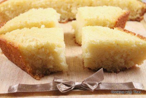 Basbousa or Semolina Cake - Egyptian/Mediterranean dessert ...