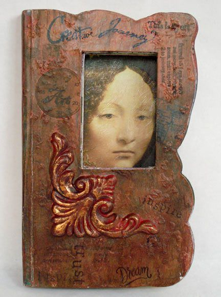 Altered book (attribution: Unknown)