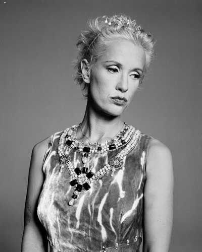 Paula Yates 3|paula| yates| standing| portrait| blonde| woman| actress| tv| presenter