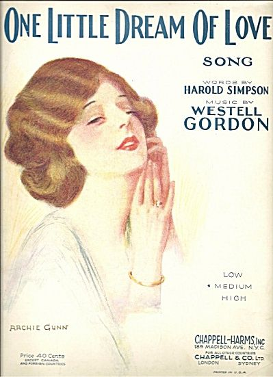17 best 1900 1904 vintage cosmopolitan covers ads images on little dream of love 1921 archie gunn cover art sheet music of the at ladybugs antiques collectibles fandeluxe Image collections