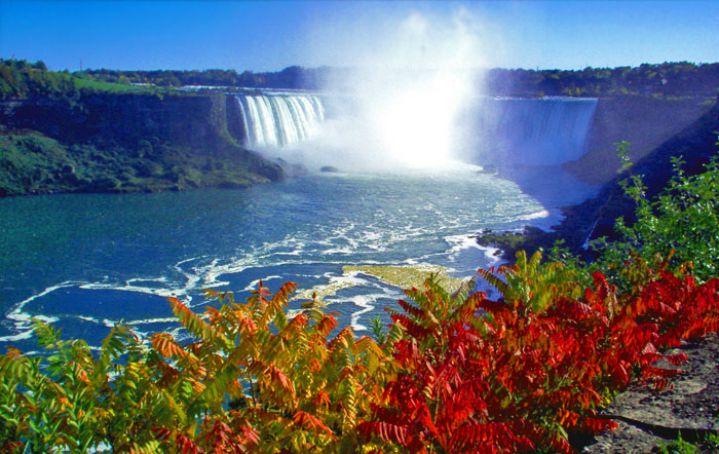 Natural Niagara Falls Tour Ecotourism Hornblower Niagara Cruises