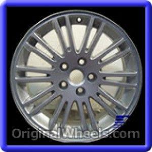 Chrysler 300 2008 Wheels & Rims Hollander #2324  #Chrysler #300 #Chrysler200 #2008 #Wheels #Rims #Stock #Factory #Original #OEM #OE #Steel #Alloy #Used
