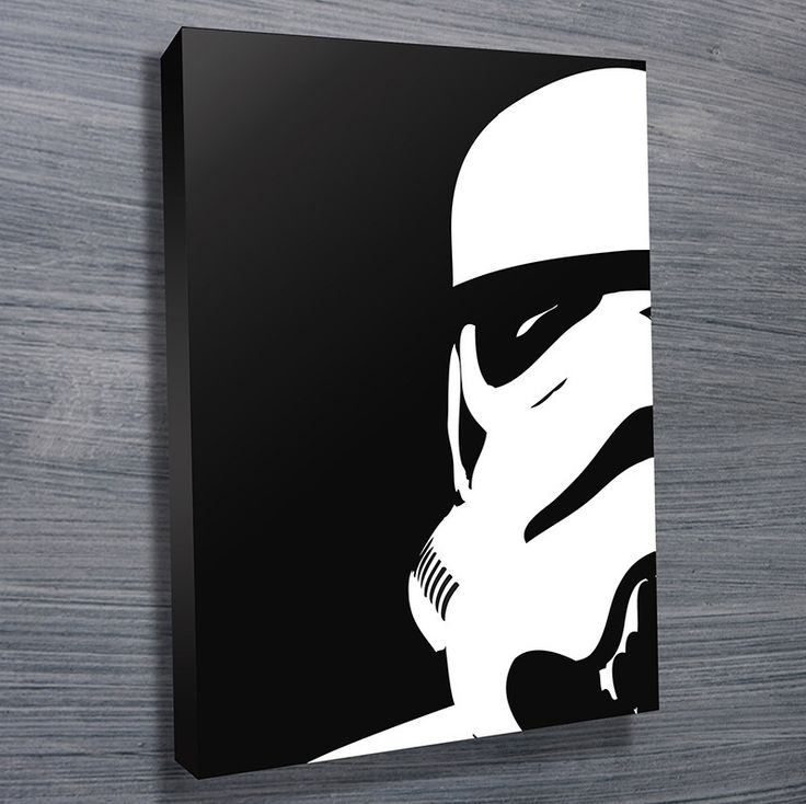 best 25 star wars painting ideas on pinterest. Black Bedroom Furniture Sets. Home Design Ideas