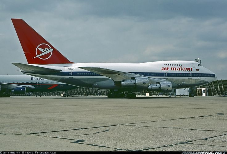 Boeing 747SP-44 - Air Malawi   Aviation Photo #1823609   Airliners.net