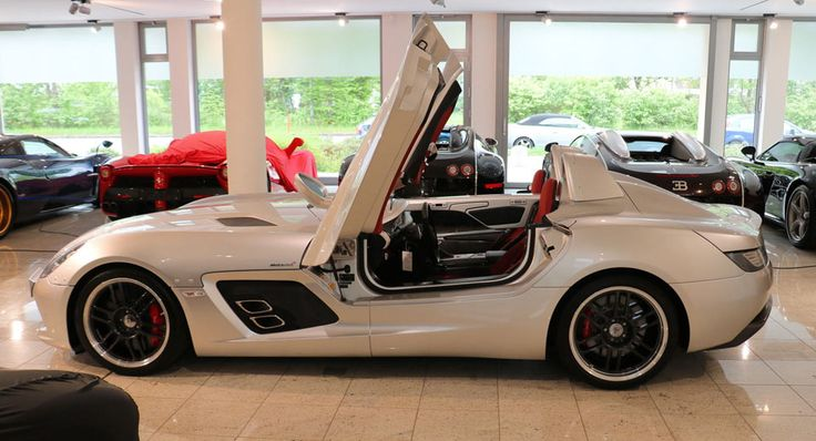 Mercedes-Benz SLR Stirling Moss For Sale In Germany