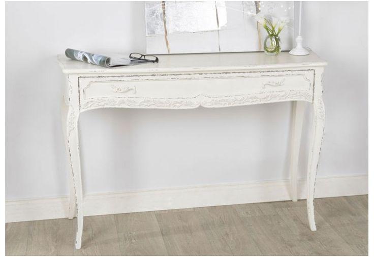 14 original ikea console entree collection  console blanc