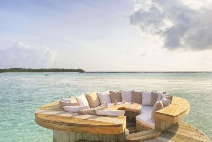The Sun | From World's Sexiest Hotel Room Soneva Jani to Best Gourmet Getaway 2018 zaborin.com - click Mr & Mrs Smith Hotel Awards for the link for full awards 2018.