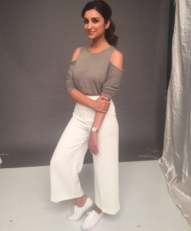 Parineeti Chopra  #Bollywood #India #Fashion #Style
