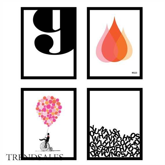 Eget Design - Plakat, plakater, billede, grafisk illustration - flere