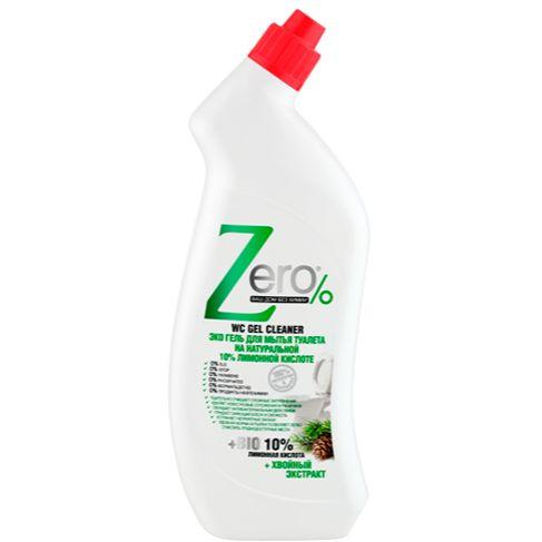 Эко гель для мытья туалета на натуральной 10% лимонной кислоте с хвойным экстрактом 750 мл - Каталог - RFCosmetics.ru