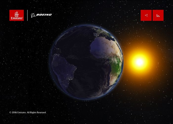 Emirates: View From Above   CSS Website