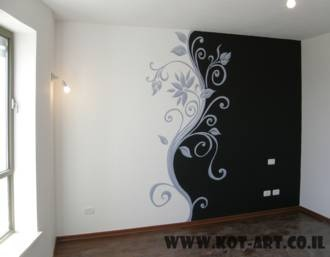 Would love to do this in one of my rooms!!!