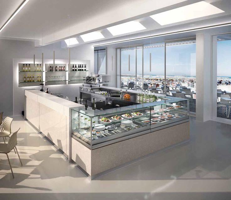 Arredamento bar Milano  Banco bar Milano  Arredamento
