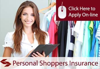 self employed personal shoppers liability insurance