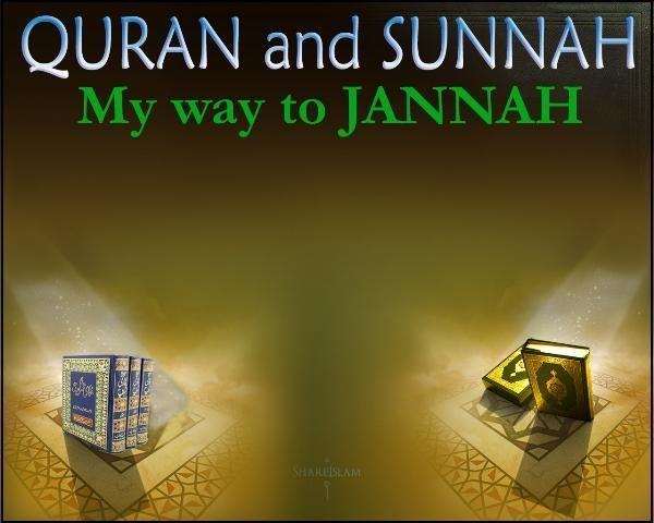 Qur'an  sunnah