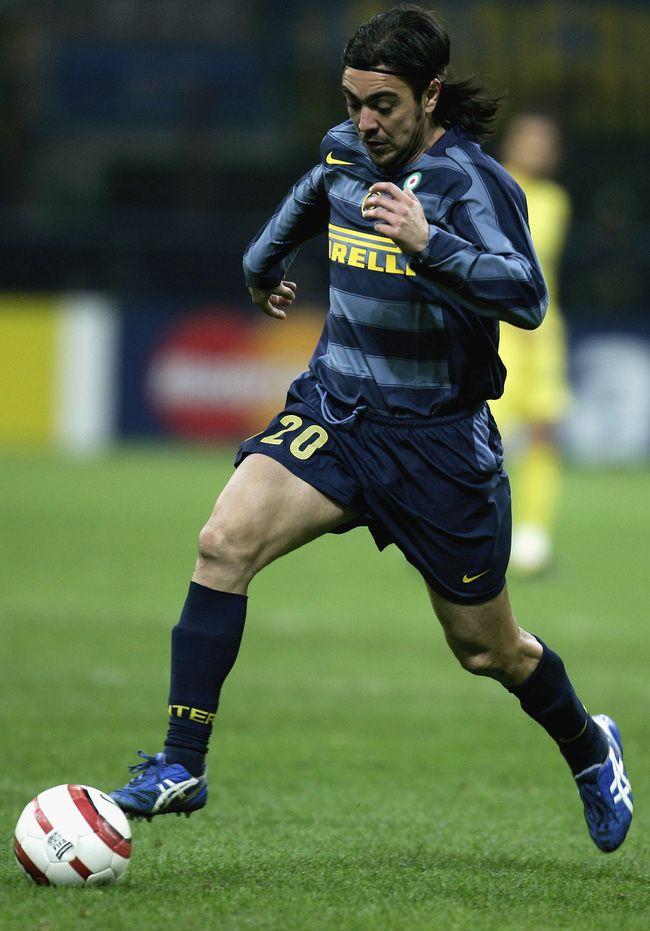 """Álvaro RECOBA """" Chino"""" (1997-2008)"""