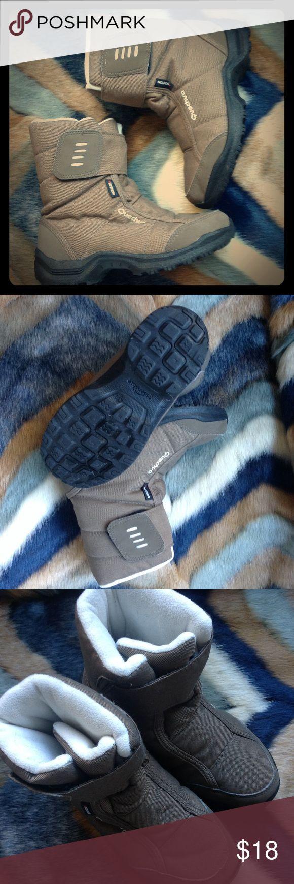 Snow boots❄️❄️ Excellent condition Quechua Shoes Rain & Snow Boots