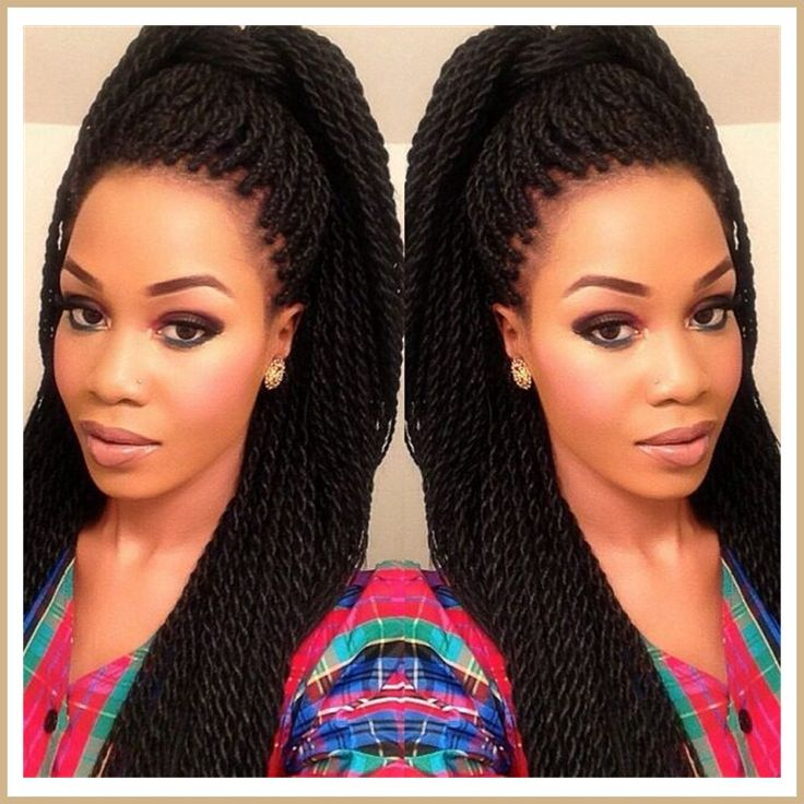 crochet senegalese braids - Google Search