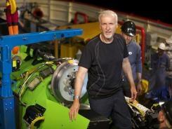 James Cameron Explores the Mariana Trench