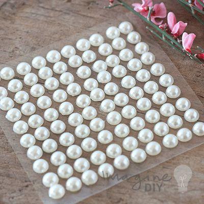bastone di 6mm sui perle per gli inviti di nozze di decorazione, articoli di cancelleria, carta che fa e l'artigianato di carta