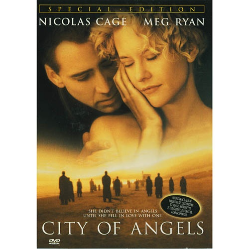City of Angels  One of my favorite Movies ! My sit down and Cry Movie !
