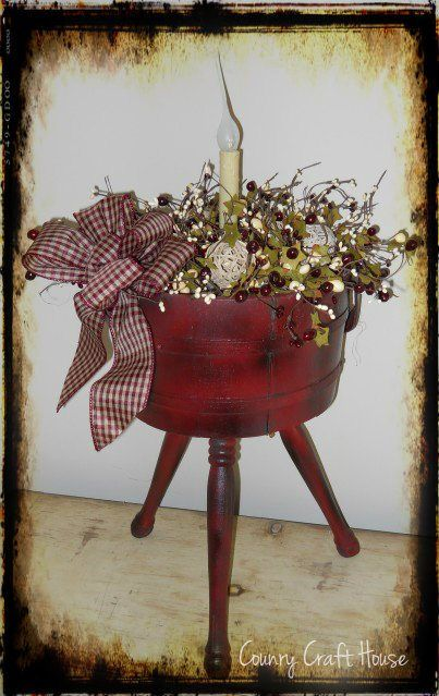 1000 images about primitive decor ideas on pinterest for Country craft house
