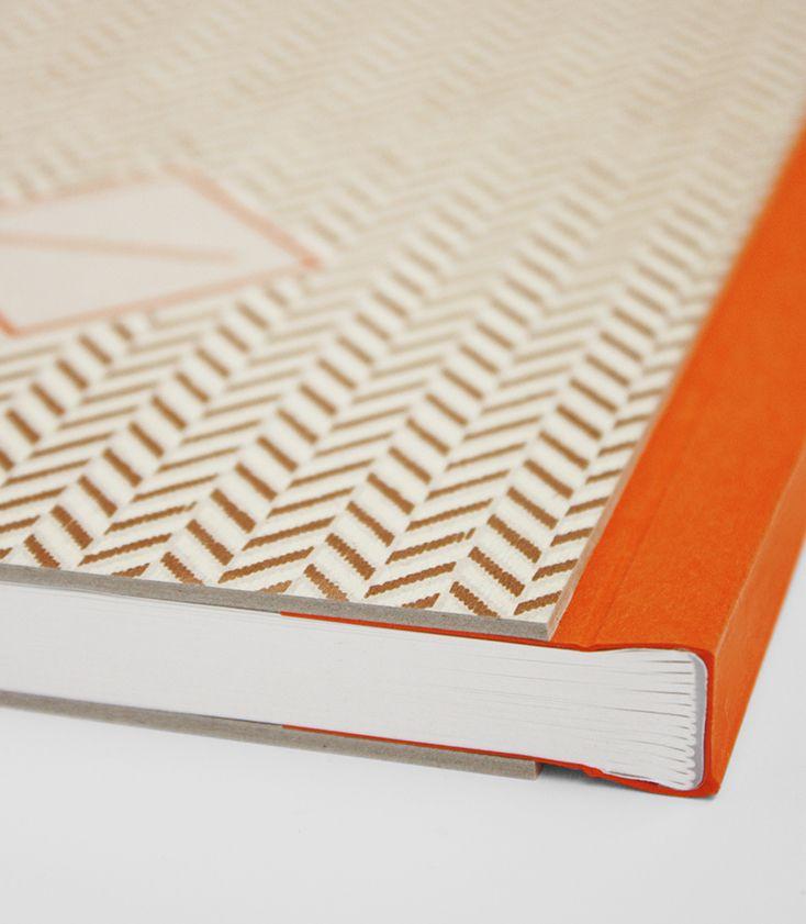 """Notes """"jodełka"""" - ręcznie robiony, ekologiczny"""