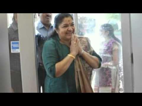 Mrs.Ks.chithra, play back singer - YouTube