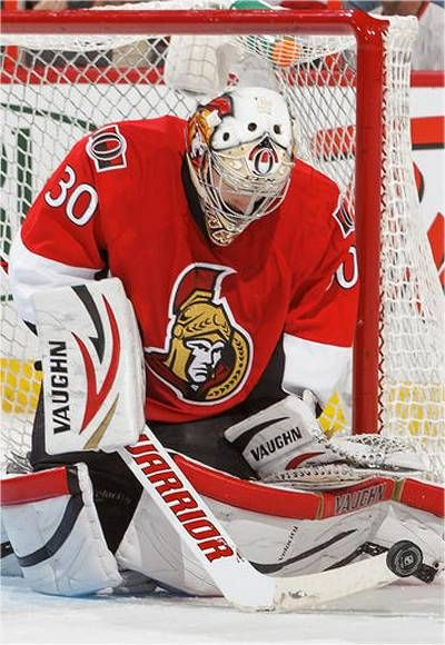 Ottawa Senators goaltending history : Andrew Hammond