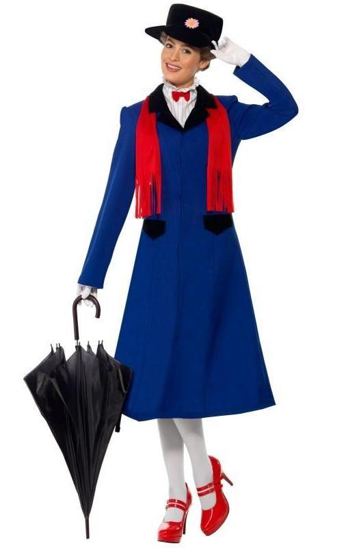 DIY+Plus-Size+Halloween+Costume+/+Mary+Poppins