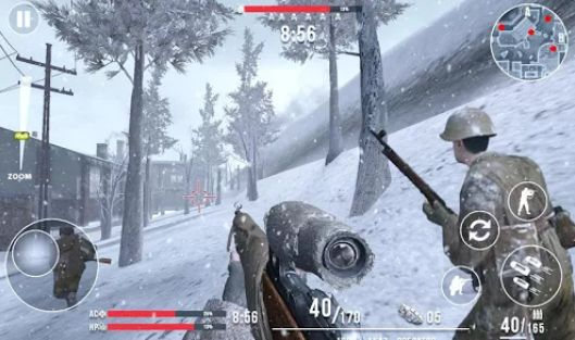 Download Call of Sniper WW2: Final Battleground Mod Apk Unlimited Money