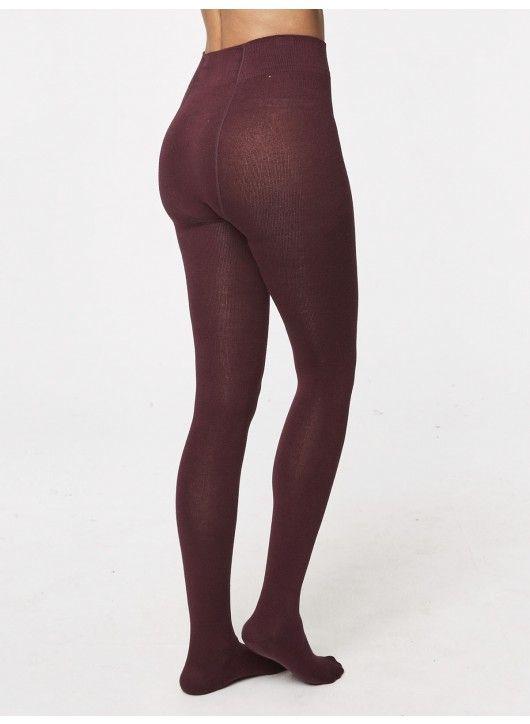Britta Plain Bamboo Tights  - Women's Sale - Sale