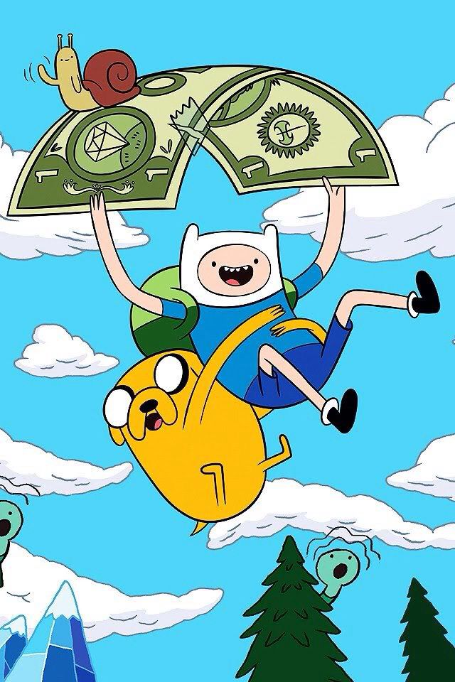 Adventure Time Live Wallpaper Wallpapershareecom