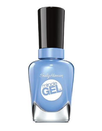 Sally Hansen Miracle Gel ($10, amazon.com) is the next best thing to in-salon gel polish— a long-lasting lacquer that requires no UV light.