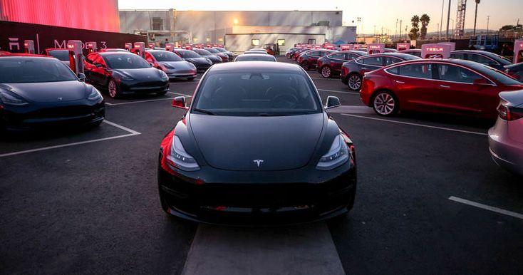 Tesla сообщила, что в последнем квартале 2017 года поставила 29 870 электромобилей. Аналитики ожидали, что поставок будет больше.
