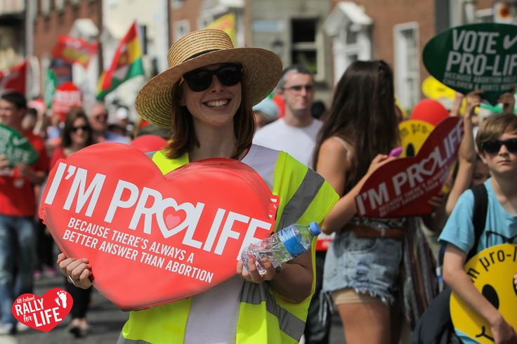 Up to 30,000 people marched for life on Saturday, 4th July 2015 through Dublin City Centre