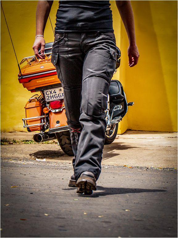 Clarens Free State. Harley Davidson.