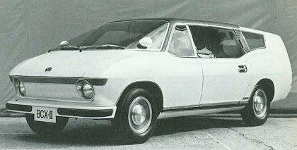 1973 Daihatsu BCX3