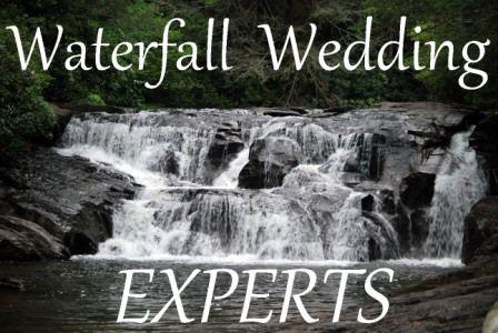 Waterfall Weddings in Georgia