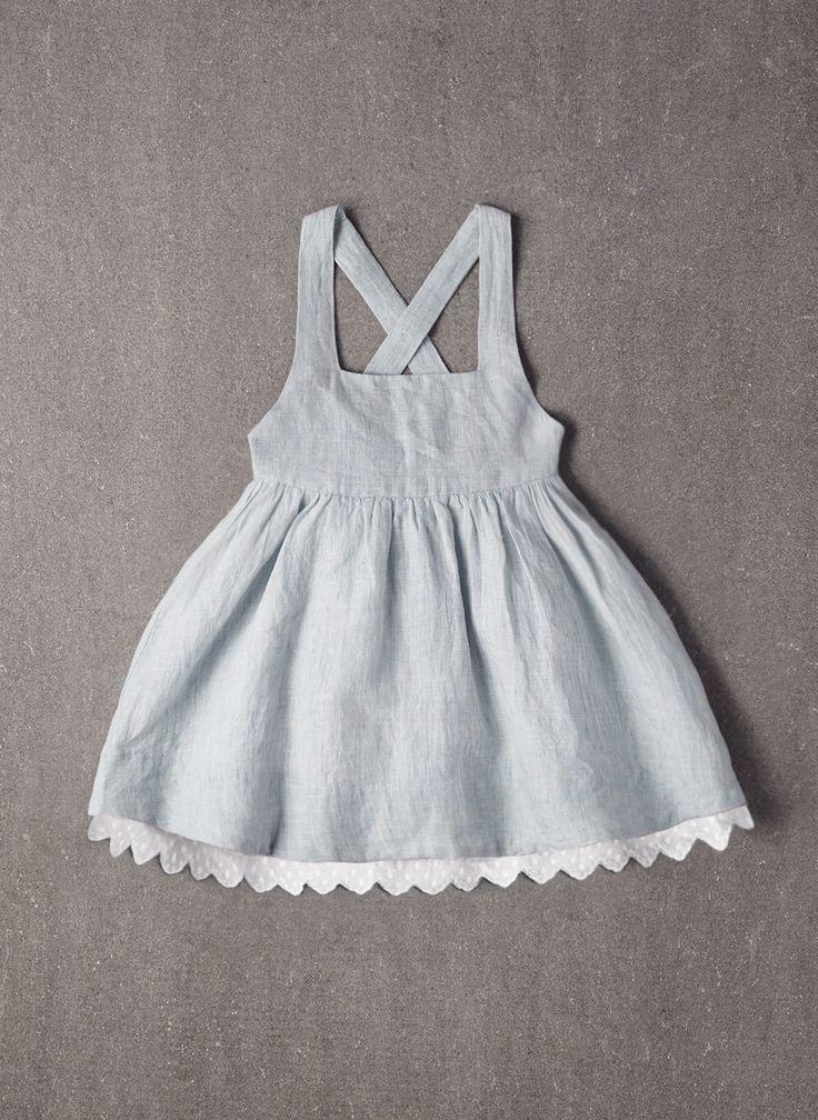 Nellystella Rae Dress in Frosty Breeze
