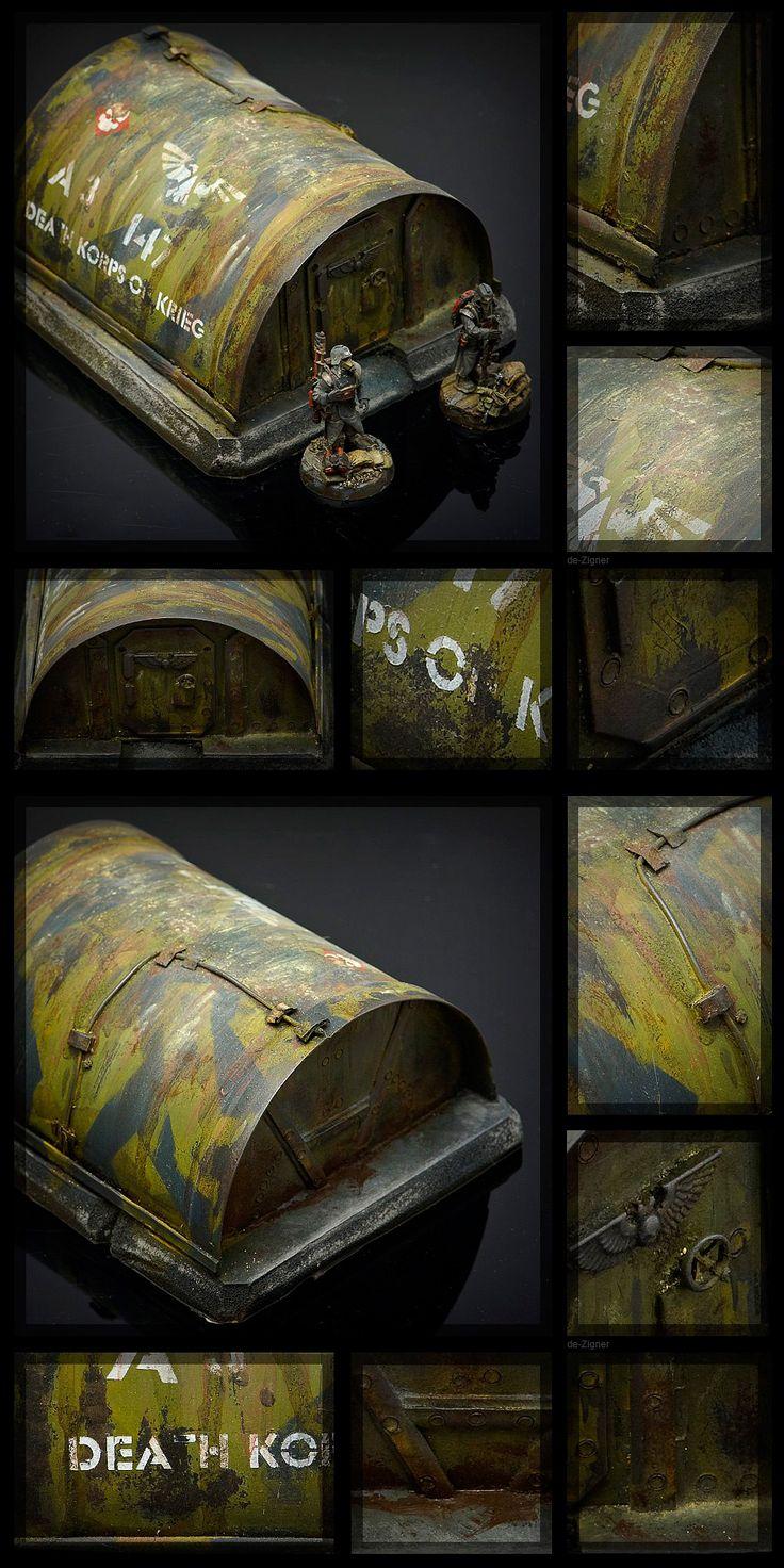 Death Korps of Krieg terrain #2