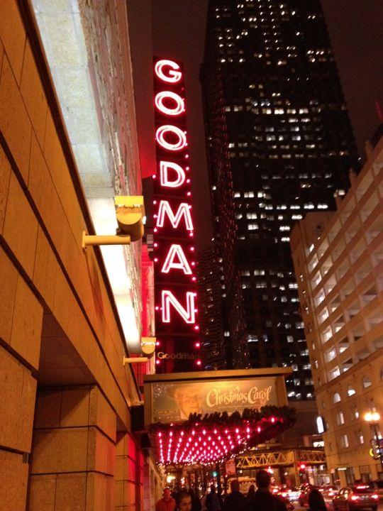 Goodman Theatre in Chicago, IL